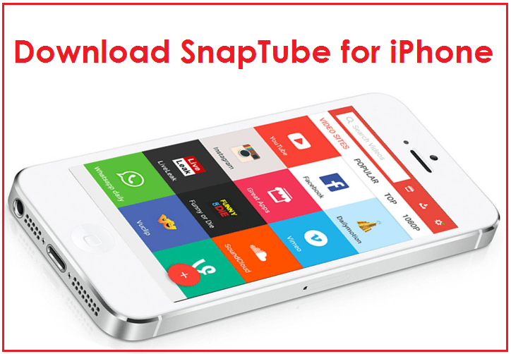 Descargar Snaptube para iPhone