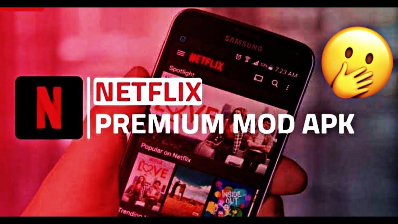 Últimas Netflix Mod Apk