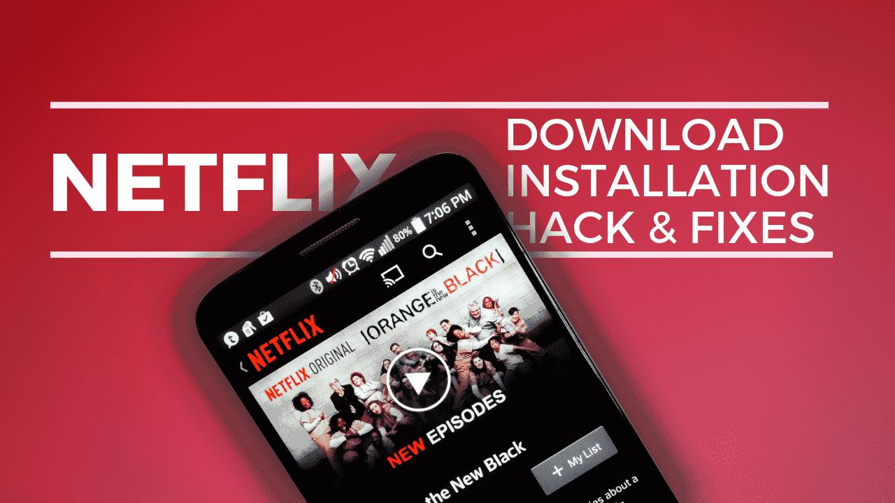 Netflix Mod Apk sem login