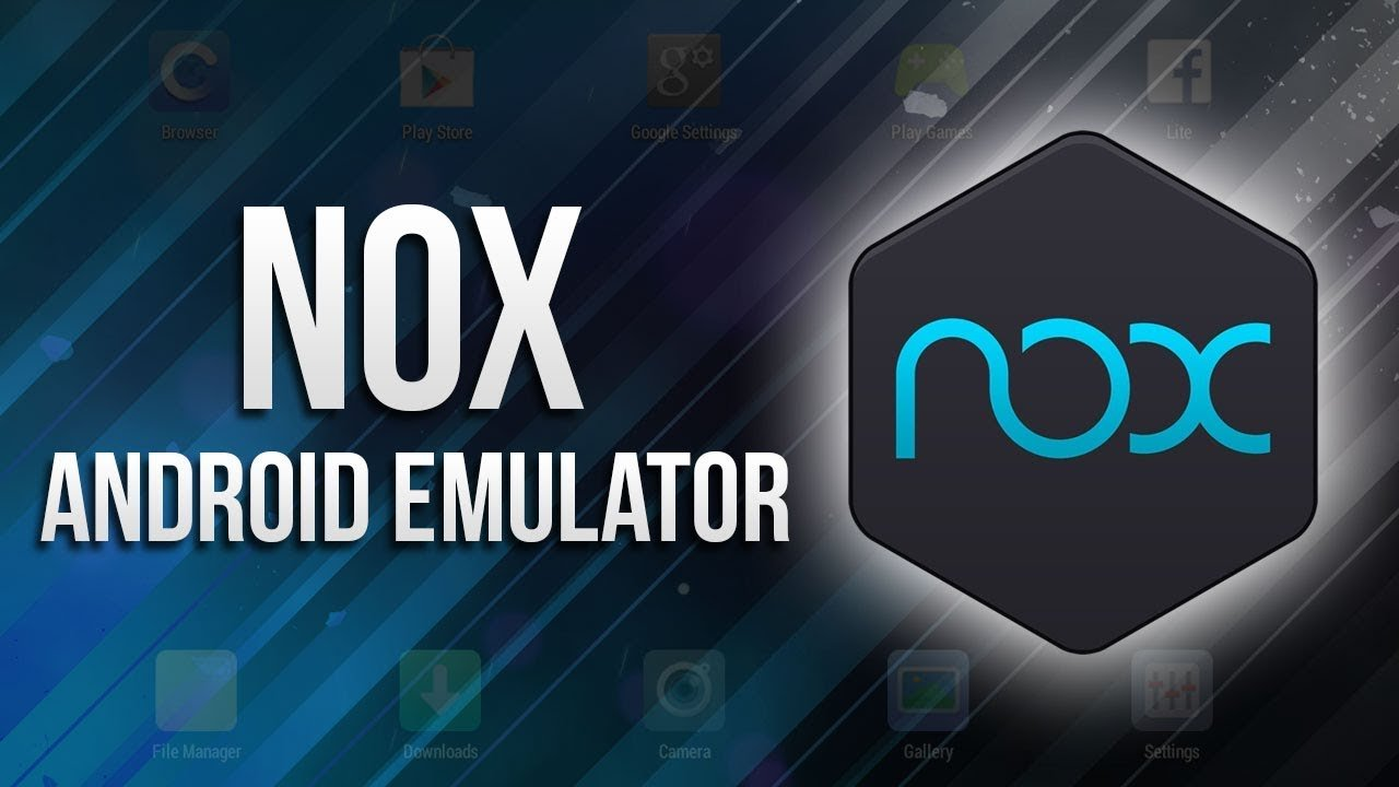 Emulatore Android Nox