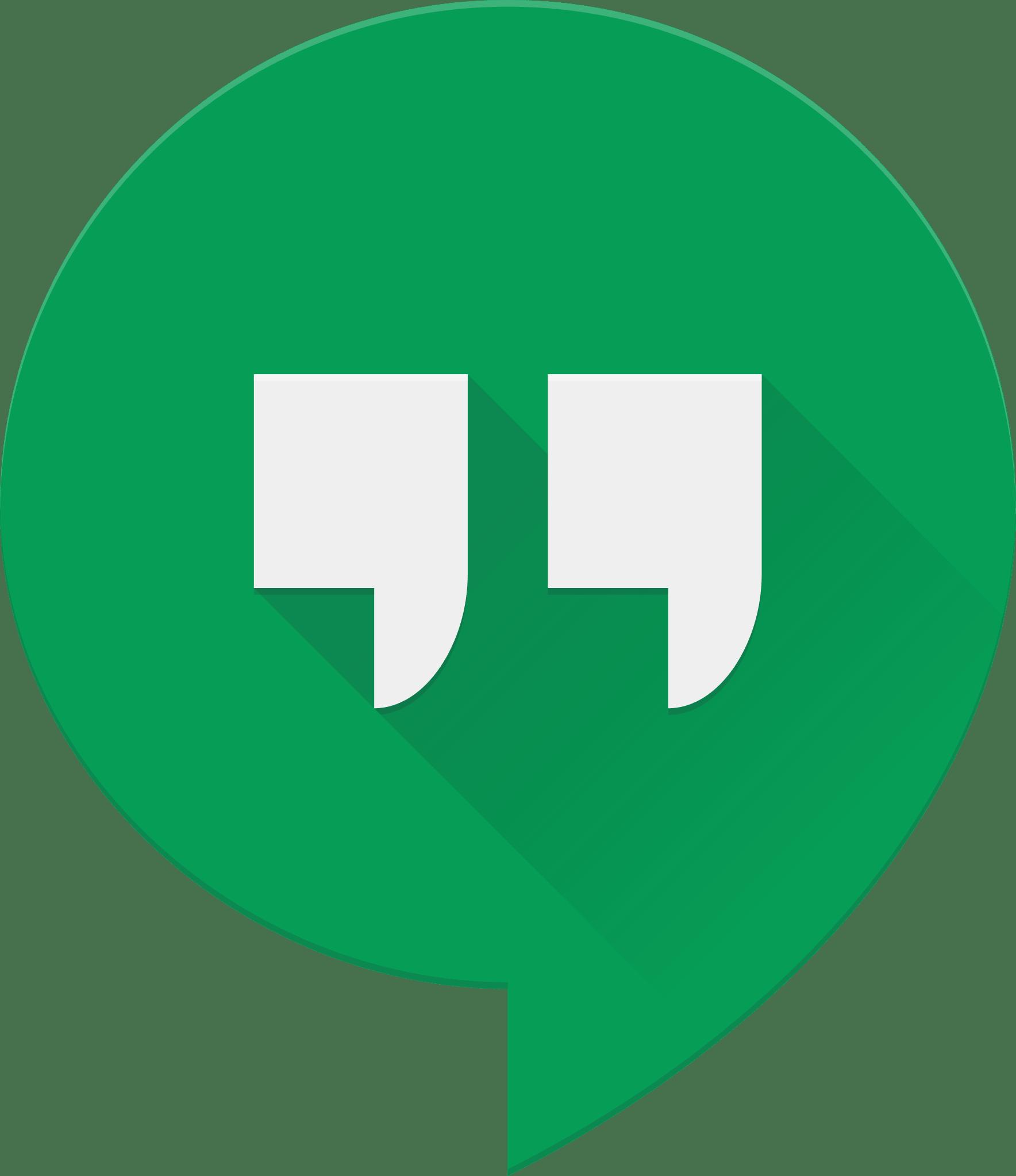 google hangout facetime alternative